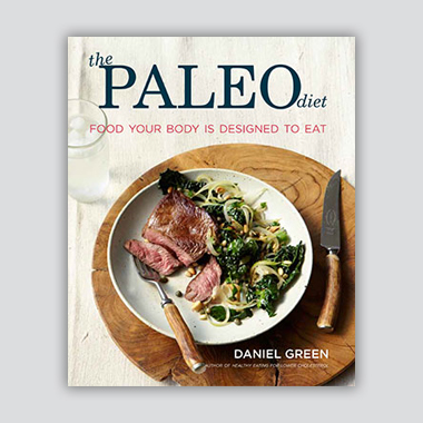 RECIPE BOOKS<!--THE PALEO DIET-->