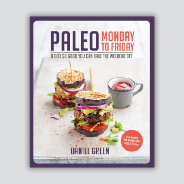 RECIPE BOOKS<!--PALEO MONDAY TO FRIDAY-->
