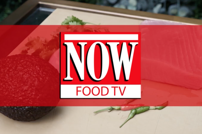 NOW FOOD TV – 2016